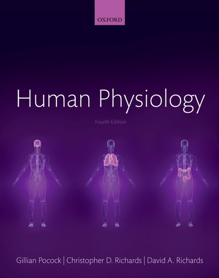 Image result for pocock human physiology