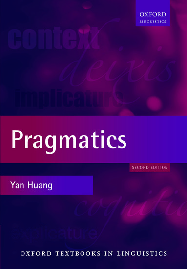 HUANG 2007 PRAGMATICS EBOOK