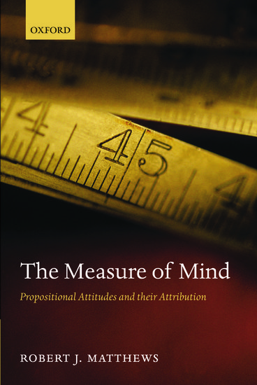The measure of mind paperback robert j matthews oxford the measure of mind paperback robert j matthews oxford university press fandeluxe Image collections