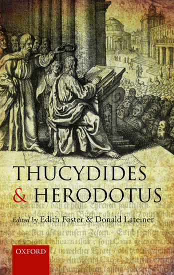 Thucydides and Herodotus - Edith Foster; Donald Lateiner