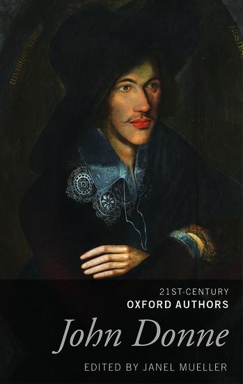 John Donne - Hardcover - Janel Mueller - Oxford University Press