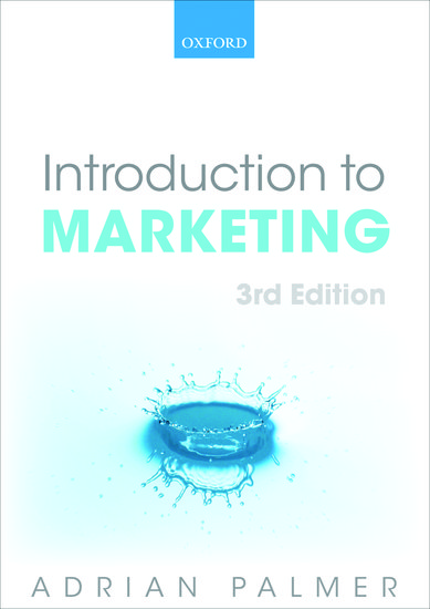 Introduction to marketing adrian palmer oxford university press fandeluxe Gallery