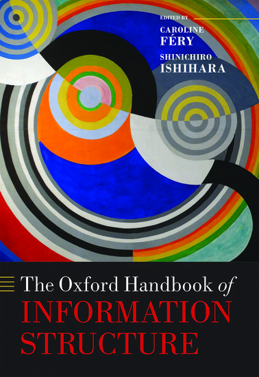 Handbook of Information Structure