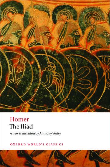 the iliad   homer   oxford university press