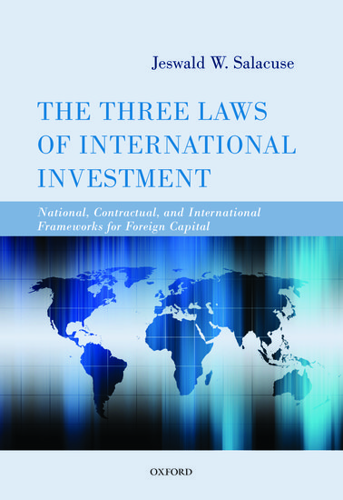 About foreign investment