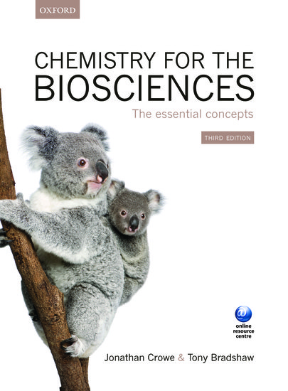 chemistry for the biosciences the essential concepts
