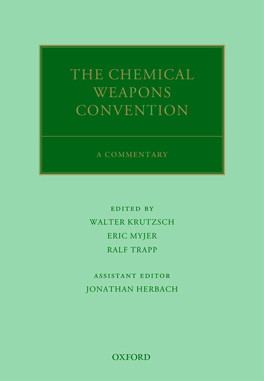 chemical weapons convention essay Weapons convention (cwc), and are reducing, and eventually eliminating, their chemical weapon stockpiles 1 the possibility that terrorist groups might obtain insecure chemical weapons led to increased scrutiny of declared libyan chemical weapon stockpiles following the fall of the.