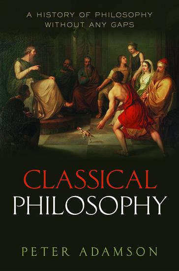 Classical philosophy hardcover peter adamson oxford university classical philosophy hardcover peter adamson oxford university press fandeluxe Images