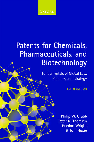 Patents for Chemicals, Pharmaceuticals and Biotechnology