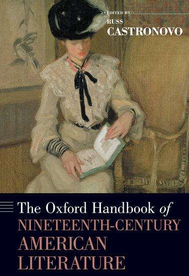 Antebellum American literature?