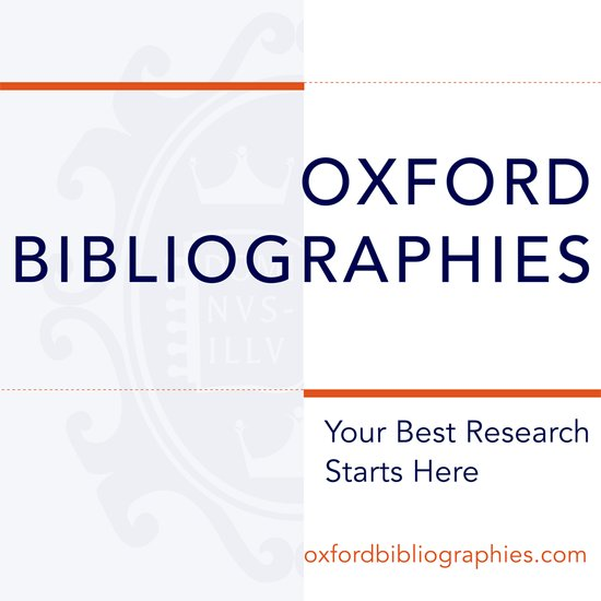 Features of bibliography