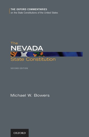 The Alabama State Constitution (Oxford Commentaries on the State Constitutions of the United States)