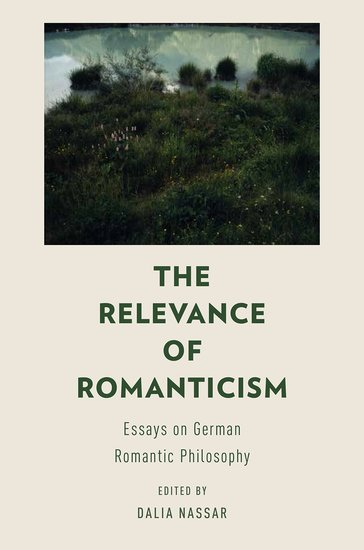 The Relevance of Romanticism