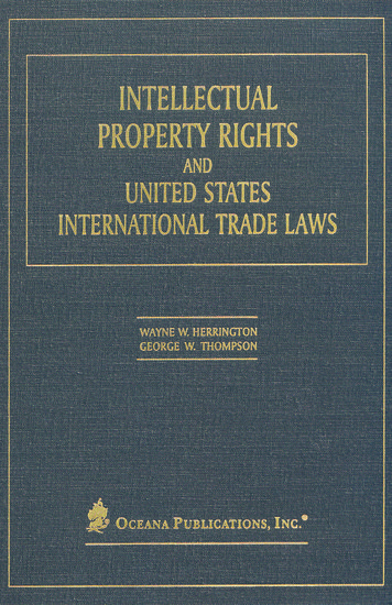 property rights in the united states