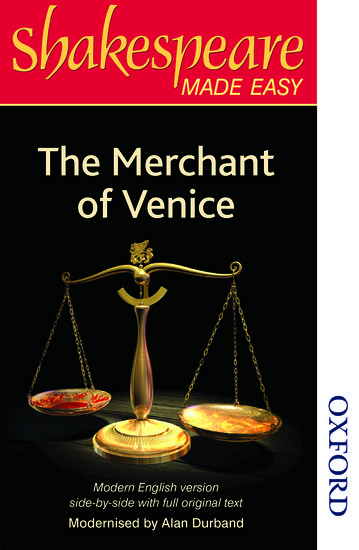 Modern Book Cover Fonts : Shakespeare made easy the merchant of venice alan