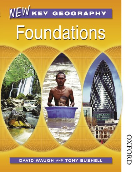 new key geography foundations - david waugh  tony bushell