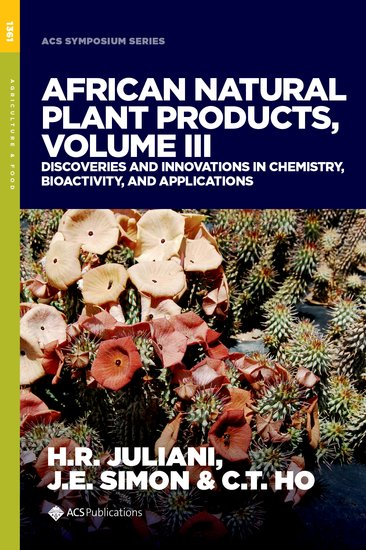 African Natural Plant Products, Volume III