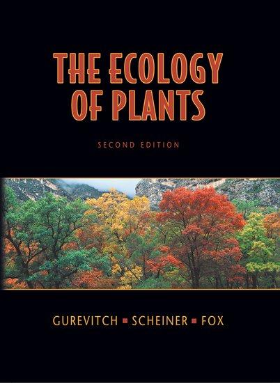 Processes Consequences Origins Plant Ecology