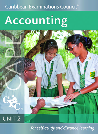 accounting cape unit 2 a caribbean examinations council study guide rh global oup com Unit 2 Study Guide Worksheet Unit 2 Study Guide Worksheet