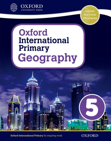 Oxford International Primary Geography Student Book 5