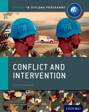 History Conflict and Intervention Course Book