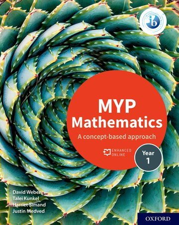MYP Mathematics 1