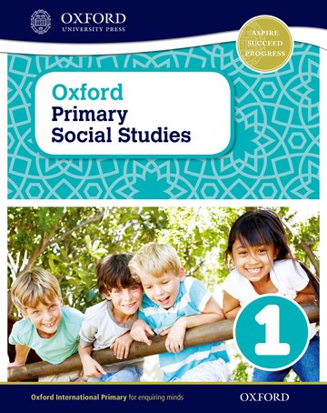 Oxford International Primary Social Studies Student Book 1
