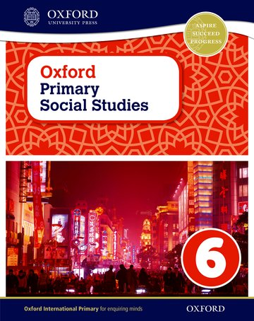 Oxford International Primary Social Studies Student Book 6