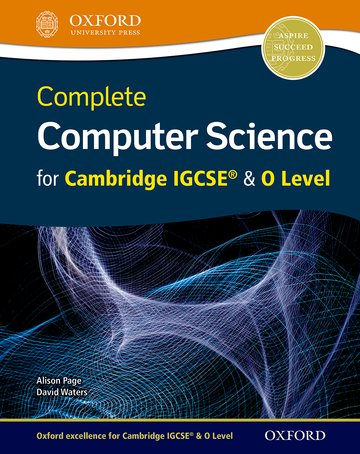 Complete Computer Science for IGCSE & O Level Student Book