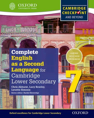 Complete English as a Second Language for Lower Secondary 7 Student Book