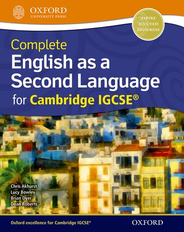 Complete English as a Second Language for IGCSE Student Book