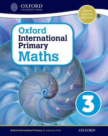 Oxford International Primary Maths Student Book 3