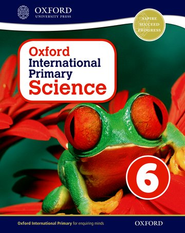 Oxford International Primary Science Student Book 6
