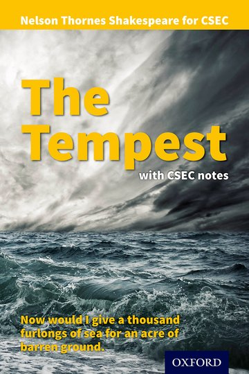 Shakespeare for CSEC: The Tempest