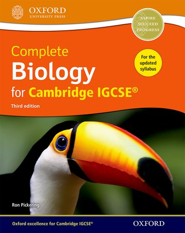 Complete Biology for IGCSE Student Book