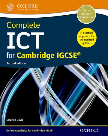Complete ICT for IGCSE Student Book