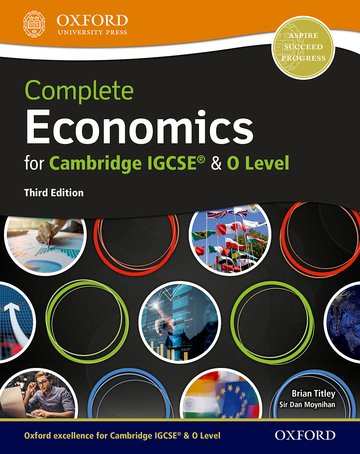 Complete Economics for IGCSE & O Level Student Book