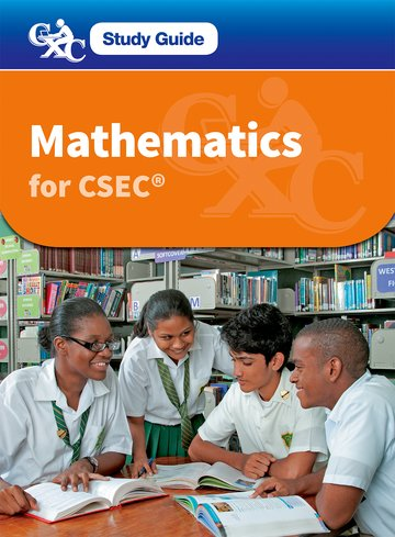 Caribbean Maths for CSEC Study Guide