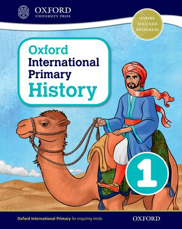 Oxford International Primary History Student Book 1