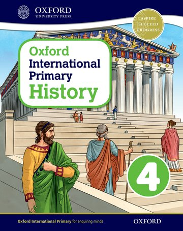 Oxford International Primary History Student Book 4