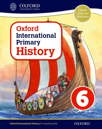 Oxford International Primary History Student Book 6