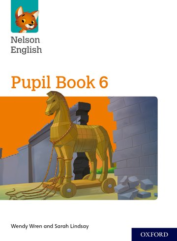 Nelson English Pupil Book 6