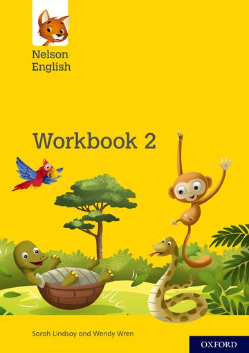 Nelson English Workbook 2