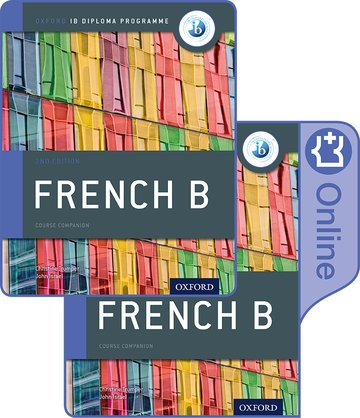 French B Course Book Pack