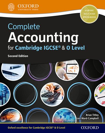 Complete Accounting for IGCSE & O Level Student Book