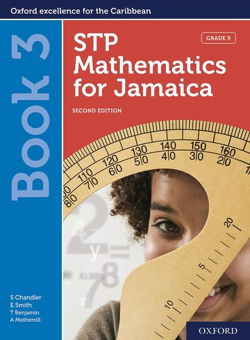 STP Maths for Jamaica Book 3