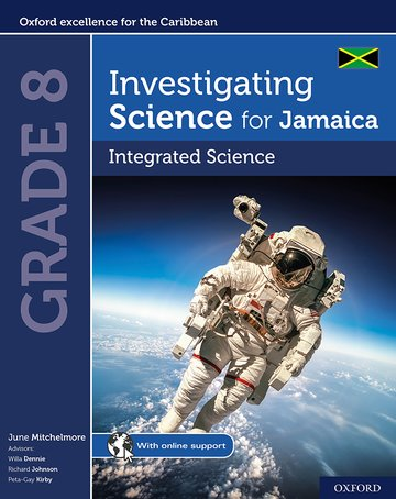 Investigating Science for Jamaica Grade 8