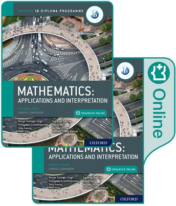 Mathematics: applications and interpretation HL Course Book Pack