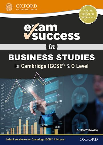 Exam Success in Business Studies for IGCSE & O Level