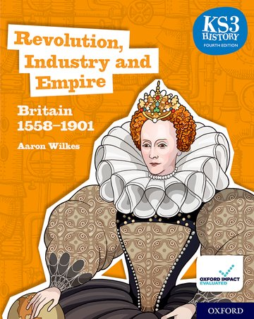 Revolution, Industry and Empire 4e